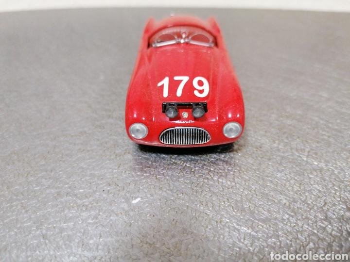 Coches a escala: STARLINE MODELS 271 - CISITALIA 202 SPYDER ,MILLE MIGLIA 1947 Nuvolari / Carena NUEVO - Foto 3 - 231041170