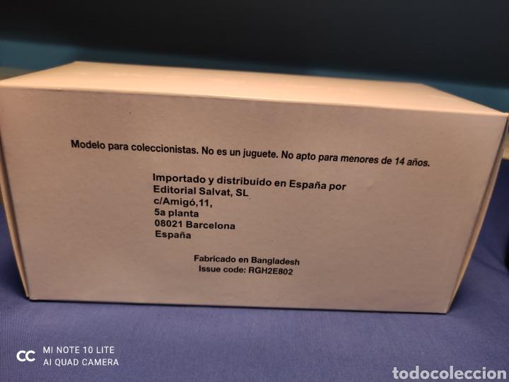 Coches a escala: CAMION BARREIROS SAETA 65 DE REPARTO DE KAS, REGALO DE SUSCRIPCIÓN, 1/43, SALVAT IXO, NUEVO. - Foto 6 - 234294670