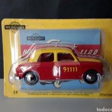 Carros em escala: COCHE MERCURY FIAT 1100 HACHETTE 1:43 DIE CAST NUEVO EN SU BLISTER. Lote 234772025