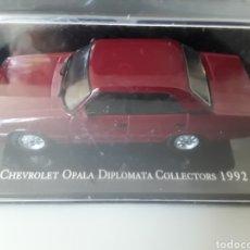 Coches a escala: COCHE CHEVROLET OPALA DIPLOMATA COLLECTORS 1992 1:43 1/43 BLISTER ORIGINAL NUEVO. Lote 235383660