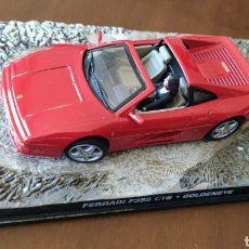 Coches a escala: FERRARI F355 GTS. COLECCIÓN JAMES BOND 007. GOLDENEYE.. Lote 235931500
