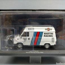 Auto in scala: FIAT DUCATO. MARTINI RACING TEAM 1984. Lote 236216285