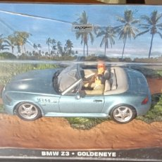 Coches a escala: COCHE A ESCALA 1:43. BMW Z3- GOLDENEYE. COLECCIÓN 007. JAMES BOND 2006.. Lote 236704815