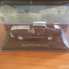 Coches a escala: FORD MUSTANG SHELBY GT500 1967. 1/43 EN BLISTER. Lote 238398020