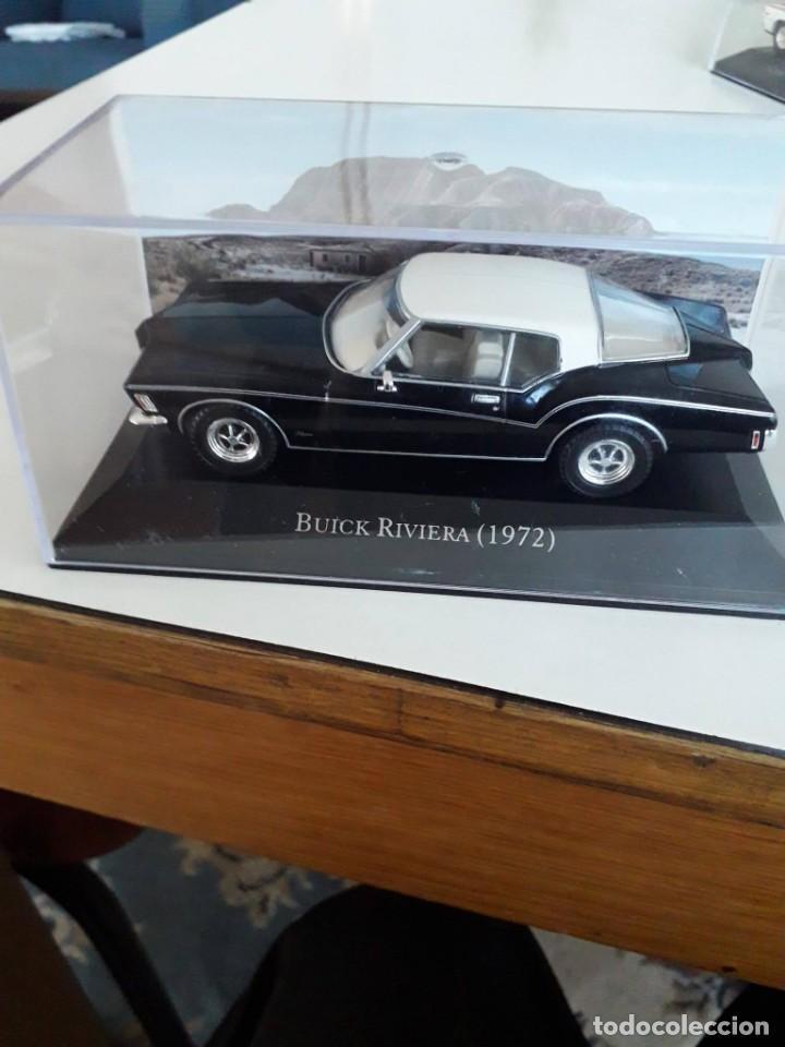 BONITO BUICK RIVIERA 1972 MUY DETALLADO NUEVO EN SU CAJA (Juguetes - Coches a Escala 1:43 Otras Marcas)