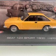 Coches a escala: E1/43, SEAT 124 SPORT COUPE 1600 (FC) 1970. Lote 240653335