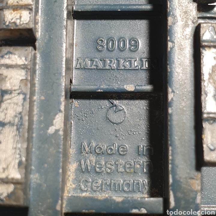 Coches a escala: Camion Marklin, 8009, Escala, 1.43, Fabricado En Alemania, metálico. - Foto 8 - 240666330