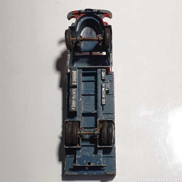 Coches a escala: Camion Marklin, 8009, Escala, 1.43, Fabricado En Alemania, metálico. - Foto 10 - 240666330