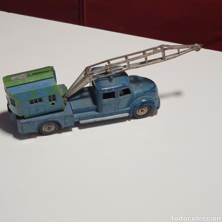 Coches a escala: Camión Marklin, 8031, Diecast Crane, Camion Grúa, Magirus Deutz, De Los Años 50. - Foto 4 - 240683990