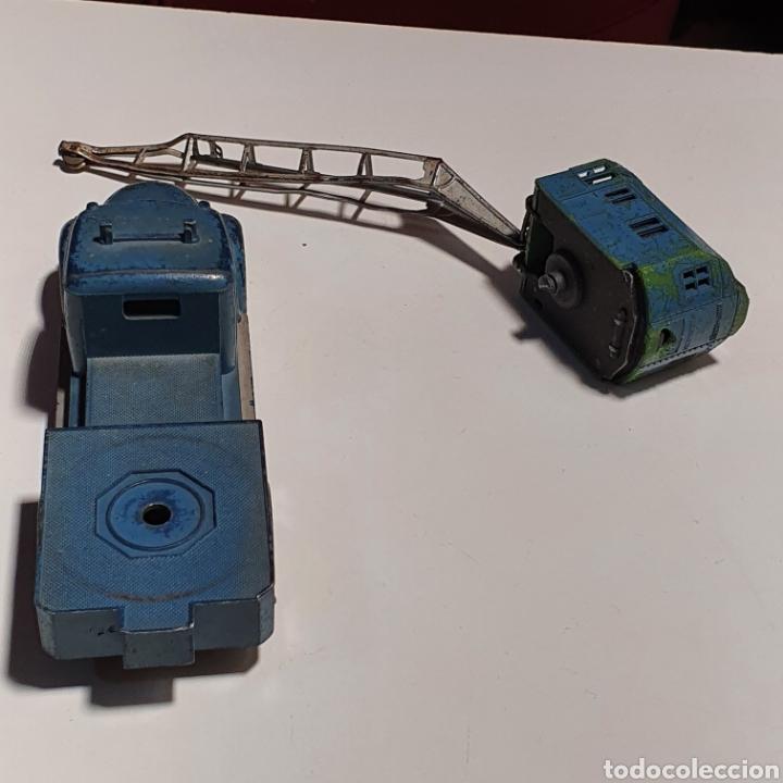 Coches a escala: Camión Marklin, 8031, Diecast Crane, Camion Grúa, Magirus Deutz, De Los Años 50. - Foto 6 - 240683990