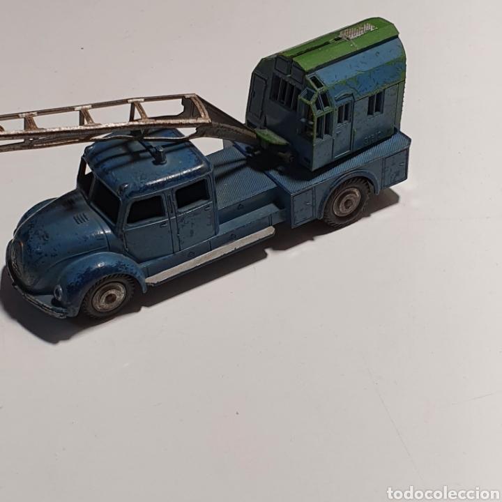 Coches a escala: Camión Marklin, 8031, Diecast Crane, Camion Grúa, Magirus Deutz, De Los Años 50. - Foto 11 - 240683990