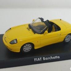 Coches a escala: FIAT BARCHETTA 1/43.. Lote 240741980