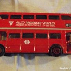 Coches a escala: LONDON BUS DE METAL. Lote 240901465