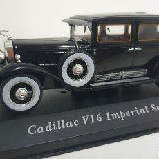 Coches a escala: CADILLAC V16 IMPERIAL SEDAN DE 1930.. Lote 240976125