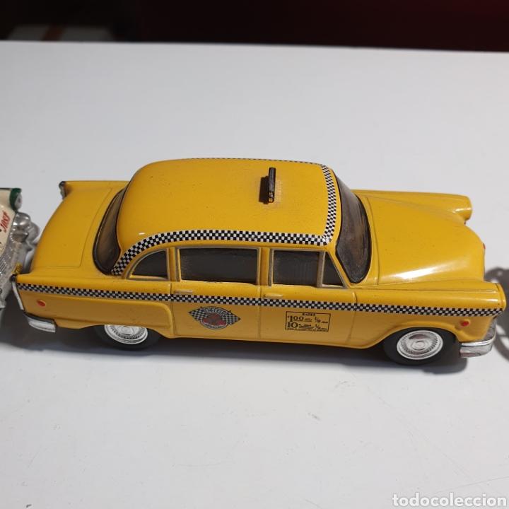 Coches a escala: Lote De 7 Taxis, 6 Escala 1.43, y 1 Escala 1.40, Los Fotografiados. - Foto 12 - 241454055