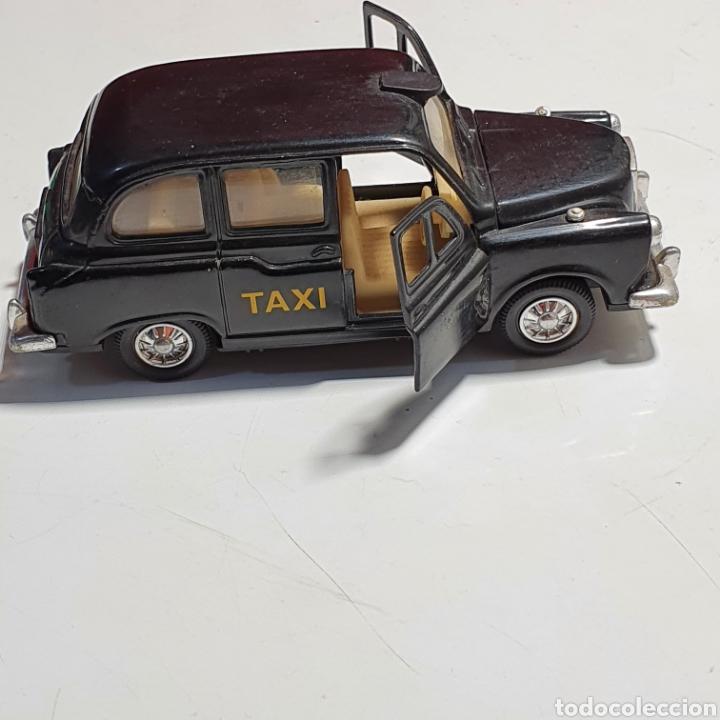 Coches a escala: Lote De 7 Taxis, 6 Escala 1.43, y 1 Escala 1.40, Los Fotografiados. - Foto 17 - 241454055