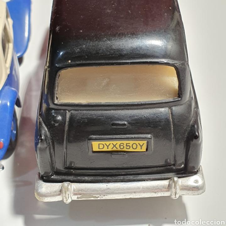 Coches a escala: Lote De 7 Taxis, 6 Escala 1.43, y 1 Escala 1.40, Los Fotografiados. - Foto 21 - 241454055