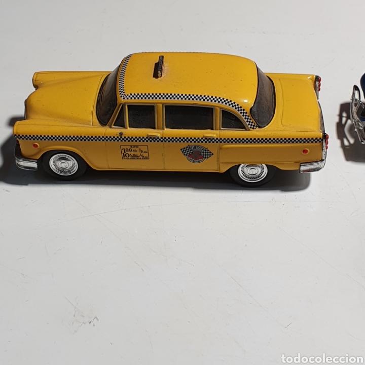 Coches a escala: Lote De 7 Taxis, 6 Escala 1.43, y 1 Escala 1.40, Los Fotografiados. - Foto 26 - 241454055