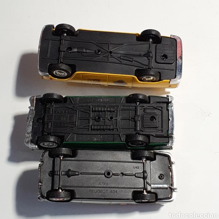 Coches a escala: Lote De 7 Taxis, 6 Escala 1.43, y 1 Escala 1.40, Los Fotografiados. - Foto 29 - 241454055