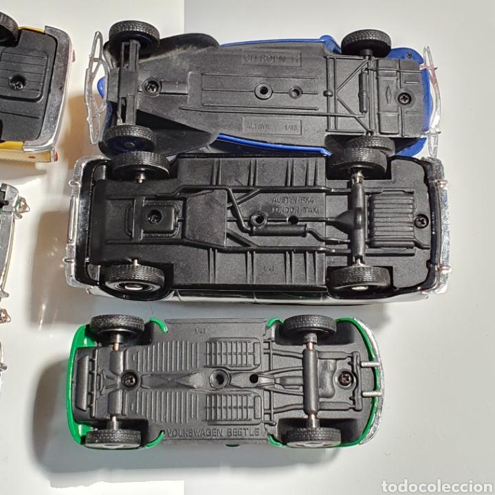 Coches a escala: Lote De 7 Taxis, 6 Escala 1.43, y 1 Escala 1.40, Los Fotografiados. - Foto 30 - 241454055