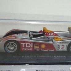 Coches a escala: AUDI R10 TDI 2008.. Lote 241483740