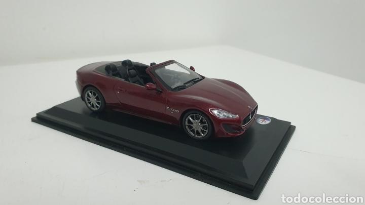 Coches a escala: Maserati Gran Cabrio Sport. - Foto 2 - 241660125