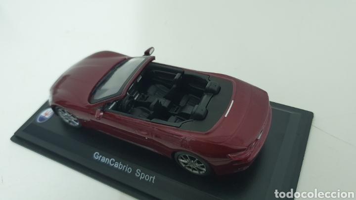 Coches a escala: Maserati Gran Cabrio Sport. - Foto 4 - 241660125