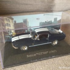 Coches a escala: SHELBY GT500 1967 1:43. Lote 241695720