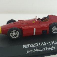 Coches a escala: FERRARI D50 DE 1956 JUAN MANUEL FANGIO.. Lote 241765905