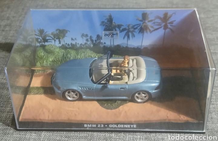 Coches a escala: BMW 23 Goldeneye,Agente 007 - Foto 3 - 241845035