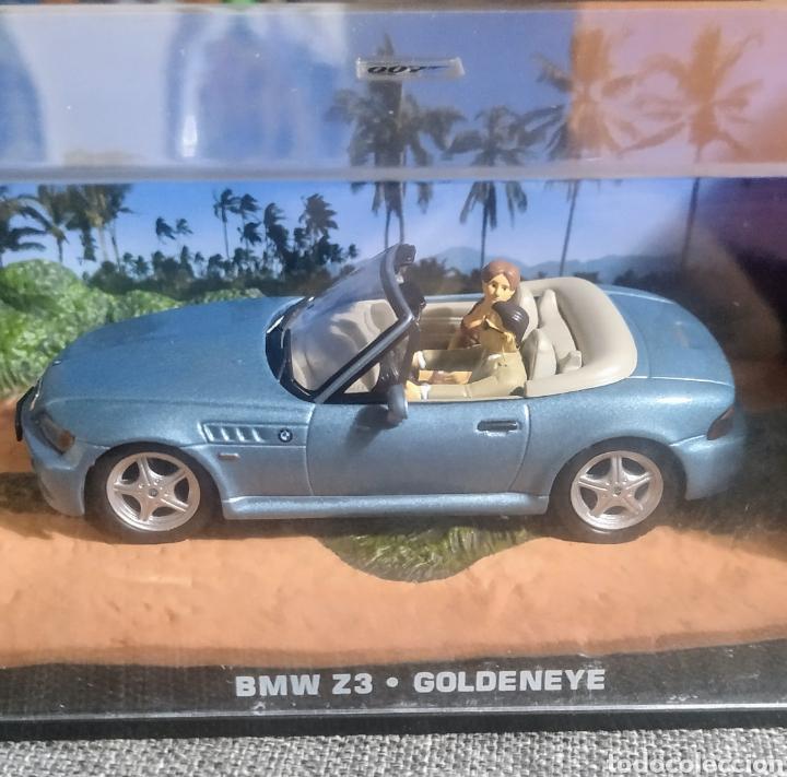 BMW 23 GOLDENEYE,AGENTE 007 (Juguetes - Coches a Escala 1:43 Otras Marcas)
