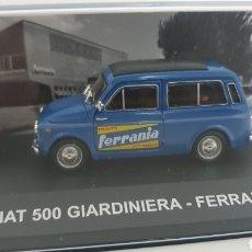 Coches a escala: FIAT 500 DE 1964.. Lote 241861580