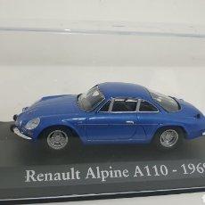 Coches a escala: RENAULT ALPINE A110 DE 1969.. Lote 242036870