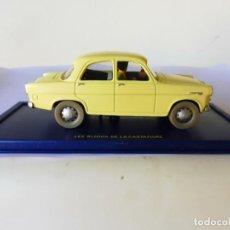 Auto in scala: TINTIN - Nº52 L'ALFA DES JOURNALISTES DES BIJOUX DE LA CASTAFIORE. Lote 243348680
