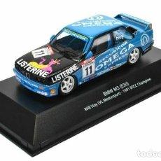 Coches a escala: COCHE BMW M3 E30 WILL HOY BTCC 1981 CHAMPION MODEL CAR 1/43 1:43 ATLAS BRITISH TOURING CARS. Lote 254101745