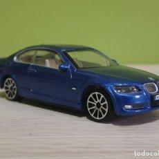 Coches a escala: BMW 335I COUPE SERIE 3 ESCALA 1/43. FABRICANTE BURAGO.. Lote 243426130