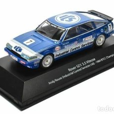 Coches a escala: COCHE ROVER SD1 3.5 VITESSE ROUSE 1984 BTCC CHAMPION RALLY MODEL CAR 1/43 1:43. Lote 243595395