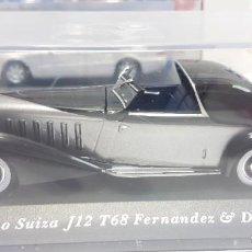 Coches a escala: COCHE HISPANO SUIZA J12 T68 FERNANDEZ & DARRIN 1933. Lote 245006475