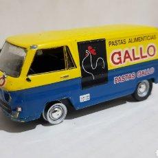 Coches a escala: FURGO GALLO DKW F1000L 1/43. Lote 245048615