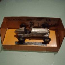 Coches a escala: MERCEDES BENZ W125 SILBERFEIL DE 1937. 1/43. NUNCA JUGADO.. Lote 245305725