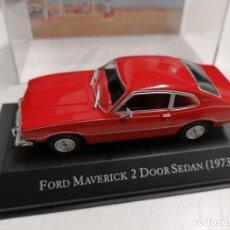 Coches a escala: FORD MAVERICK 2- DOOR SEDAN (1973) AMERICAN CARS. ESCALA 1/43 MUY BUEN ESTADO.. Lote 245656165