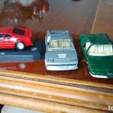 Coches a escala: BMW'S ESCALA 1/43. Lote 246340755
