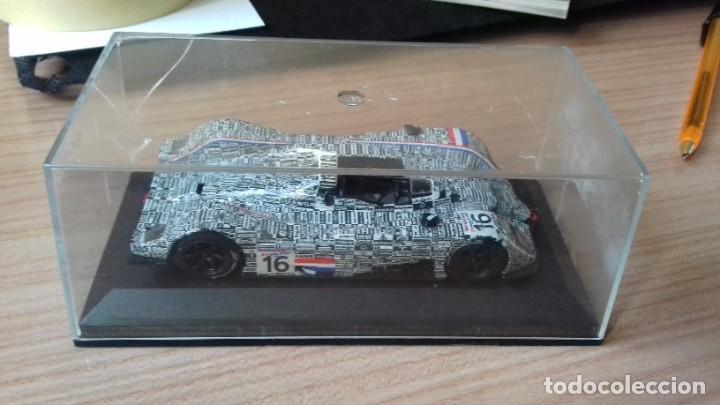 Coches a escala: Audi R8 LMP campeones LE MANS - Foto 4 - 251646880