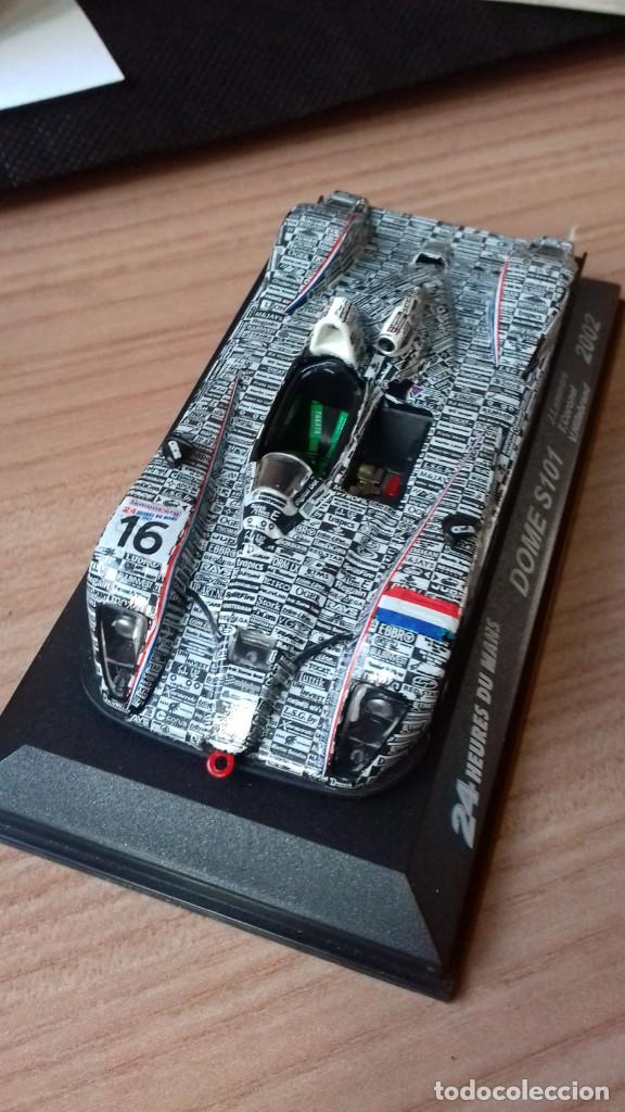 Coches a escala: Audi R8 LMP campeones LE MANS - Foto 7 - 251646880