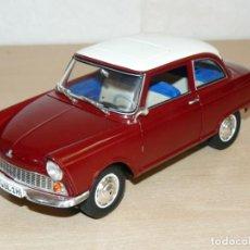 Coches a escala: REVELL COCHE DKW JUNIOR AUTO UNION GRANATE 1:18 SCALE 1/18 DIECAST CAR AUTO ART ALFREEDOM. Lote 253479790