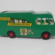 Coches a escala: CAMION RACING CAR TRANSPORTER MATCHBOX KING SIZE Nº K-5 MADE IN ENGLAND BY LESNEY. Lote 254495100