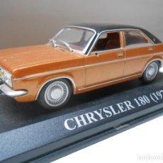 Coches a escala: COCHE 1/43 CHRYSLER 180 (1978) QUERIDOS COCHES IXO ALTAYA 1/43 1:43 MODEL CAR ALFREEDOM MINIATURA. Lote 254548735