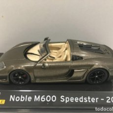 Coches a escala: COCHE SUPER CAR NOBLE M600 SPEEDSTER- 2017. ESCALA 1/43. REFERENCIA 7.. Lote 254558200