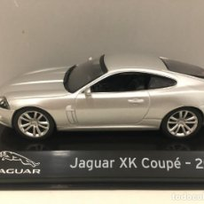 Coches a escala: COCHE SUPER CAR JAGUAR XK COUPÉ- 2006. ESCALA 1/43. REFERENCIA 8. Lote 254558435