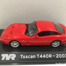 Coches a escala: COCHE SUPER CAR TUSCAN T440R- 2003. ESCALA 1/43. REFERENCIA 9. Lote 254558715